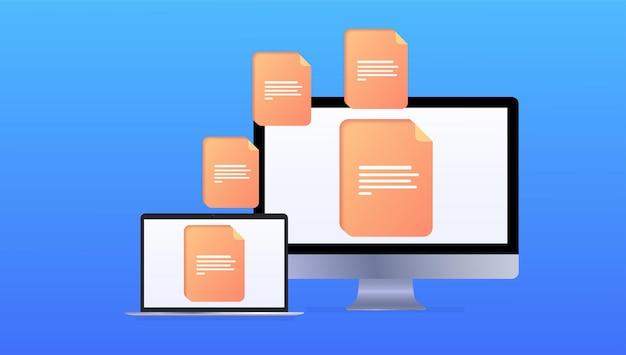 Transferência de arquivos arquivos transferidos de forma criptografada programa para conexão remota ao computador