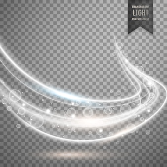 Transparente, branca, luz, raia, vetorial, fundo
