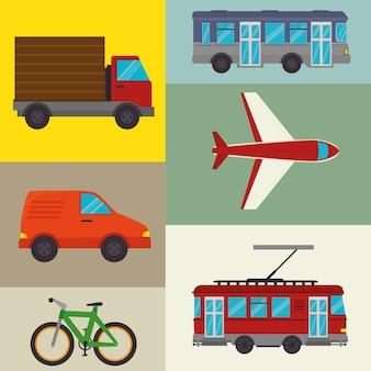 Transporte e veículos