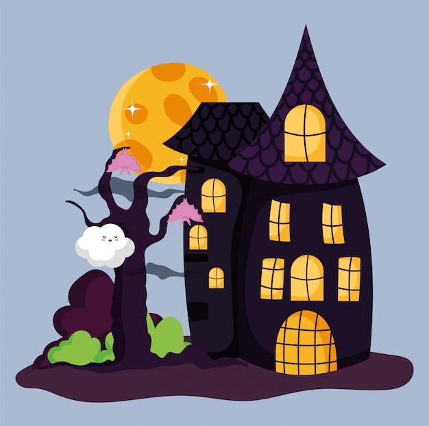Travessuras ou gostosuras para feliz dia das bruxas