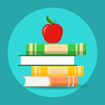 Treinamento de livros. dia mundial do livro. abril. conhecimento. leitura. mundo. para o seu design.