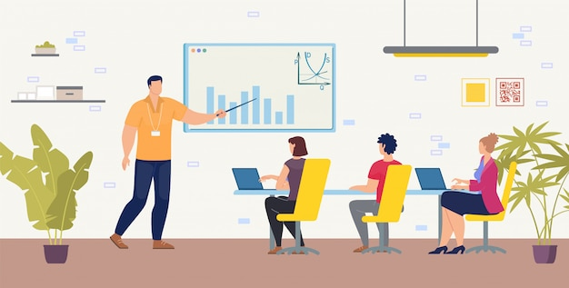Treinamento ou curso de negócios