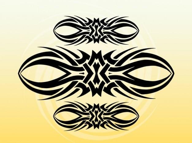 Tribal tatto