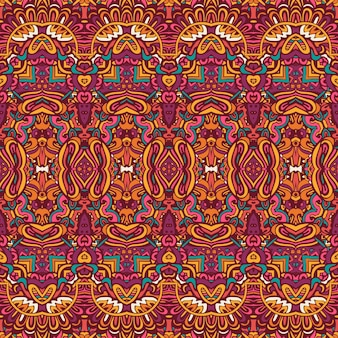 Tribal vintage vetor abstrato geométrico étnico