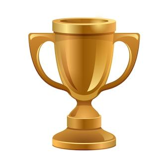 Troféu de ouro