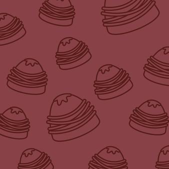 Trufas de chocolate design