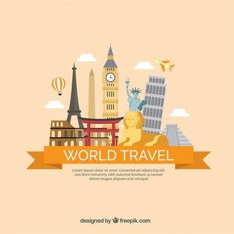 Turismo em todo o mundo