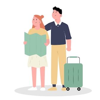 Turista de férias