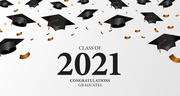 Turma de 2021. parabéns pela formatura