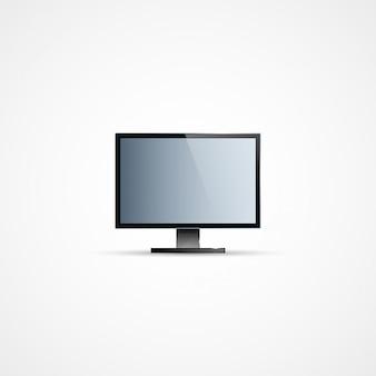Tv ecrã plano icd