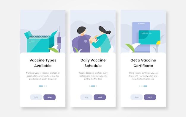 Ui design integrando aplicativo móvel saudável