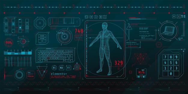 Um conjunto de elementos finos no tópico de digitalização de dados