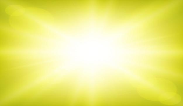 Um fundo amarelo abstrato