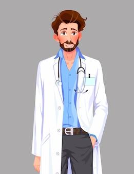 Um médico