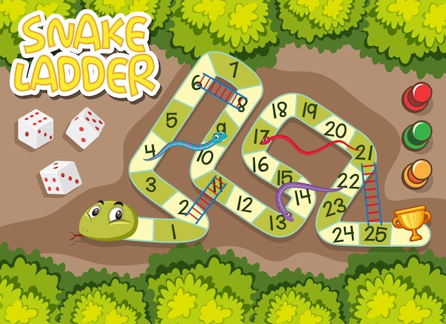 Um modelo de jogo de cobra