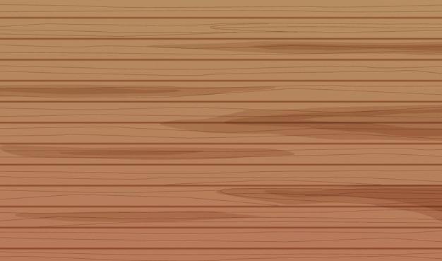Um tapete de mesa de madeira