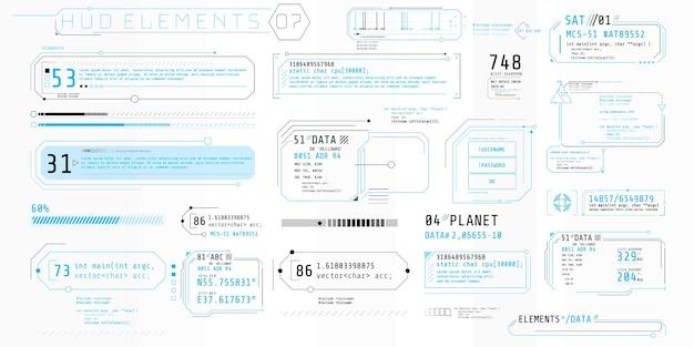 Uma coleção de elementos finos para o design de interfaces de computador e software.