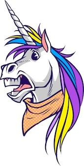 Unicorn surpreendido