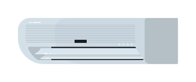 Unidade interna de sistema de ar condicionado split