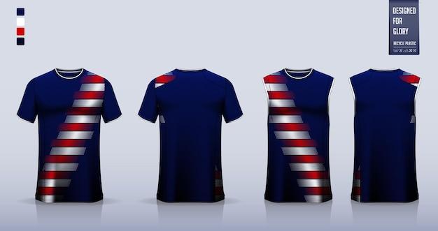 Uniforme de uniforme de basquete com uniforme de futebol