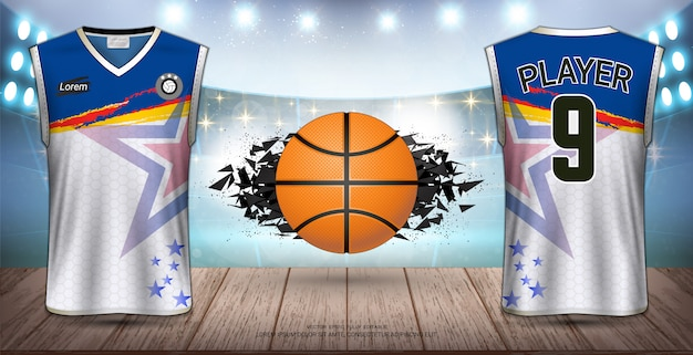 Uniformes de basquete