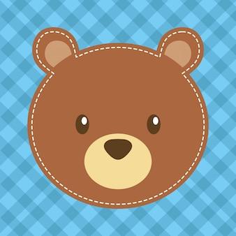 Urso de peluche