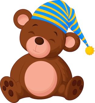 Urso de pelúcia doce
