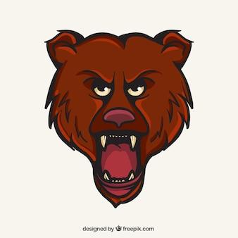Urso mascote