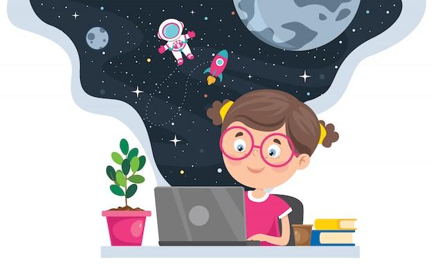Usando a tecnologia para educação ou negócios