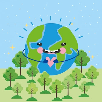 Vai o dia verde da terra
