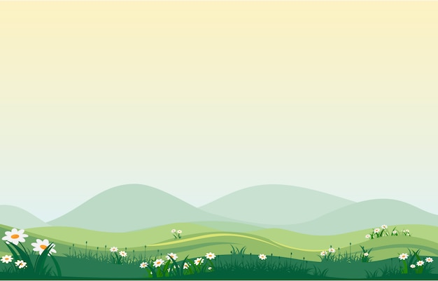Vale verde