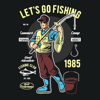 Vamos pescar