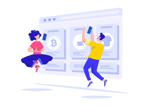 Várias soluções de pagamento online
