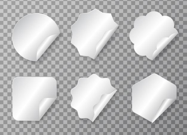 Vários adesivos conjunto