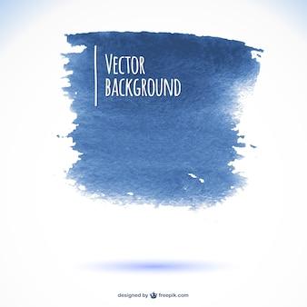 Vector background estilo da aguarela