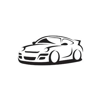 Vector de carro automotivo