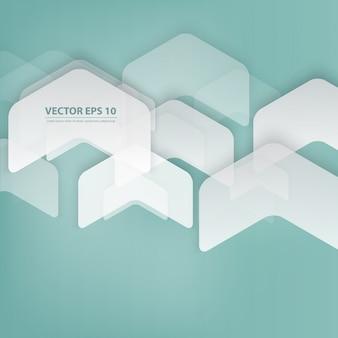 Vector forma geométrica abstrata do cinza.