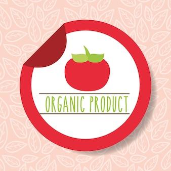 Vegetais orgânicos naturais