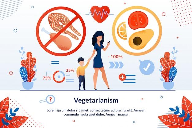 Vegetarianismo brilhante doenças hereditárias
