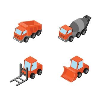 Veículo de construção