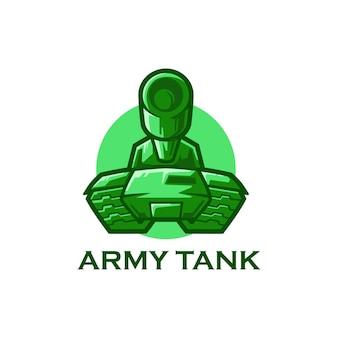 Veículo militar de guerra tanque do exército