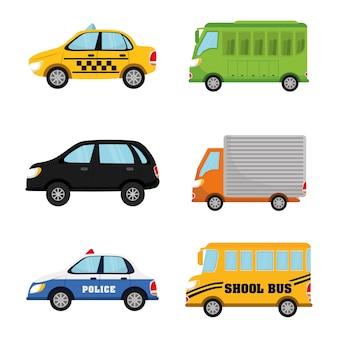 Veículos e transporte