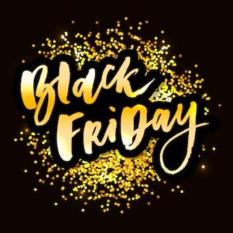 Venda artesanal de sexta-feira negra letras, caligrafia para logotipo, banners, etiquetas, crachás, impressões, cartazes, web.