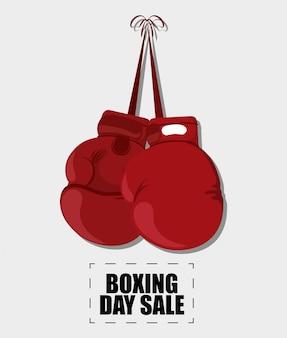 Venda de dia de boxe