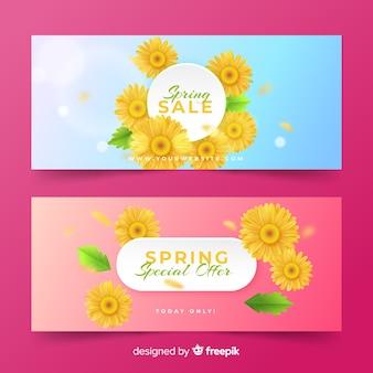 Venda de primavera