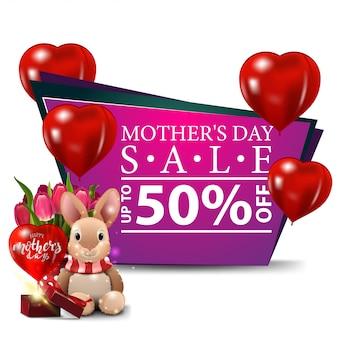 Venda do dia das mães