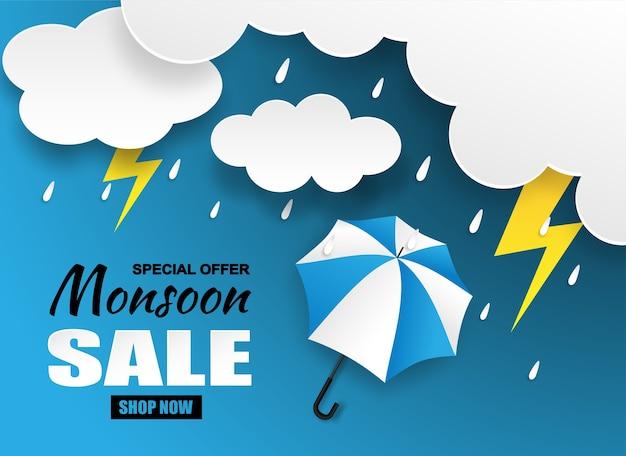 Venda temporada de monções