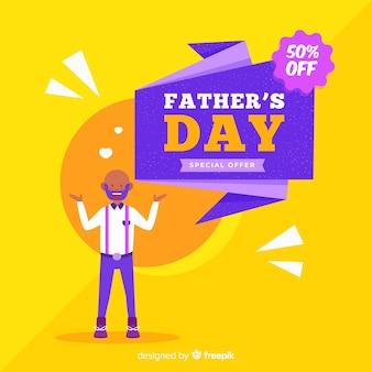 Vendas do dia dos pais