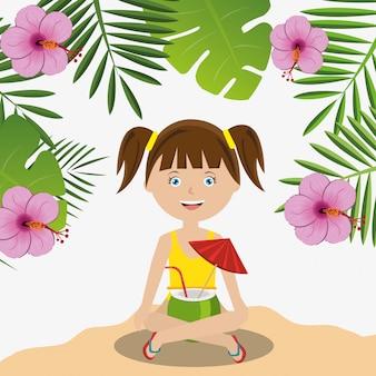 Verão, viagens e férias
