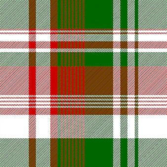 Verde vermelho brilhante seleção tecido textura sem costura padrão